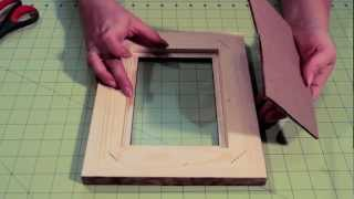 Learn How To Make A Picture Frame
