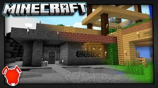 MY FIRST MINECRAFT WORLD from 6 YEARS AGO?!