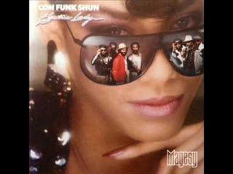 "Con Funk Shun - Electric Lady 12"" Version (1985)"