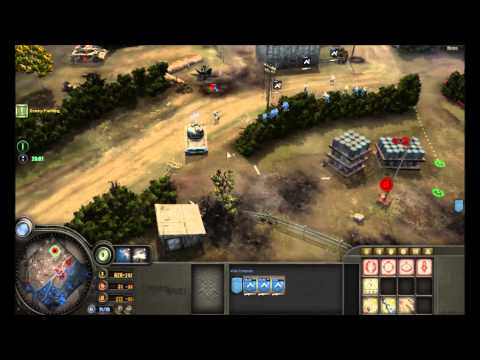 Company Of Heroes 1 Mission 9 Hill 192 Playthrough Youtube