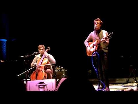 Jeremy Messersmith - The Commuter (Live) @ Music Box Theater 10/02/2009