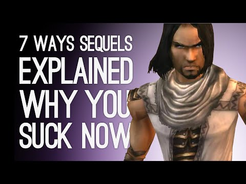 7 Ways Sequels Explained Why You Suck Now