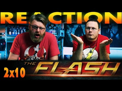 """The Flash 2x10 REACTION!! """"Potential Energy"""""""