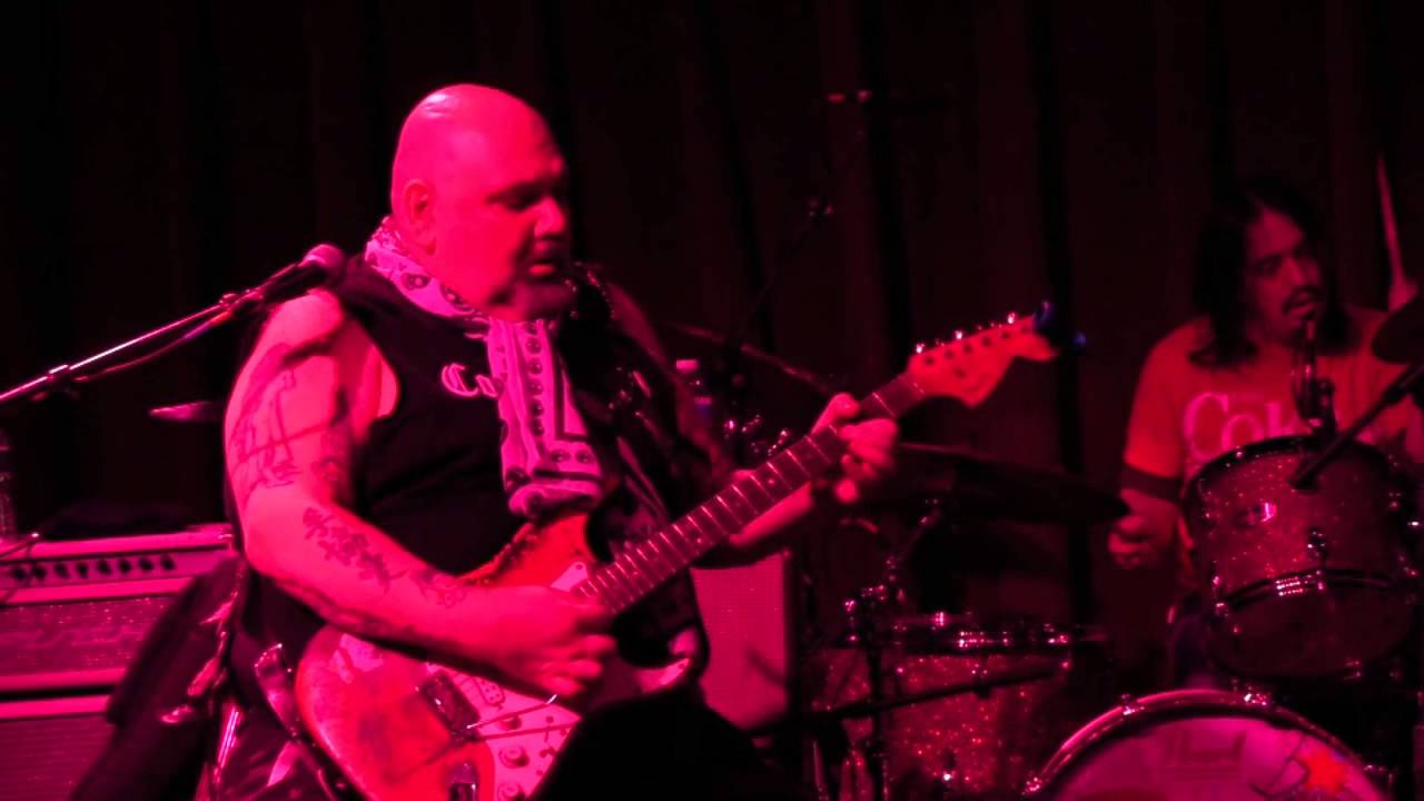 Popa chubby stealing the devils guitar — photo 11