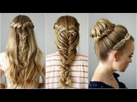 Different wedding party hairstyles ideas 2020 || hairstyle girl | easy Beautiful Hairstyles