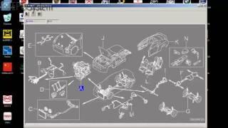 Каталог запчастей Nissan Infinity