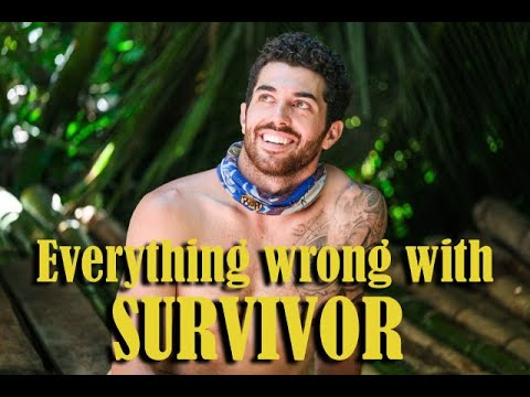 Survivor Season 38: Edge of Extinction Finale Recap + Everything Wrong with This Season