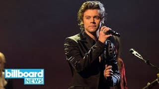 Do These Harry Styles Posters Mean New Music Is Coming! Billboard News