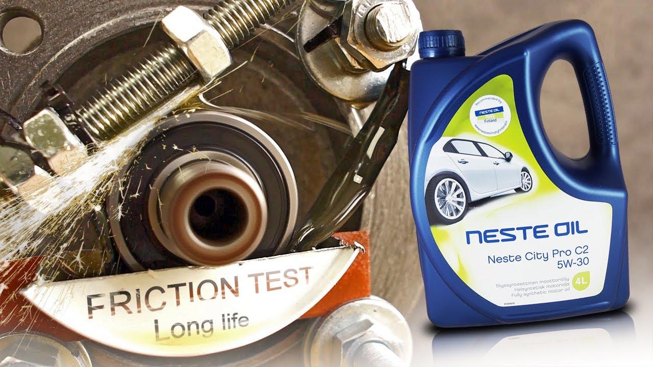 Neste Oil City Pro C2 5w30 Jak Skutecznie Olej Chroni Silnik Youtube