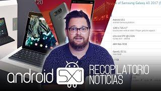 Noticias ANDROID: Super Mario Run, LG V20, A3 2017, Android 7.1, Exynos + Nvidia + AMD