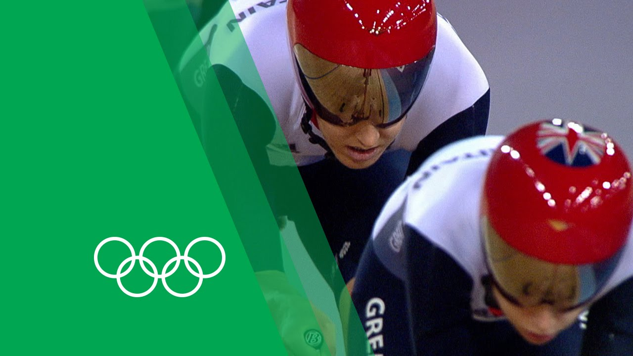 Laura Trott - 3-Time Team Pursuit World Record Breaker | Olympic Rewind