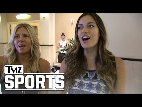 UFC Octagon Girls- The UFC's SEXIEST Fighter Is... | TMZ Sports