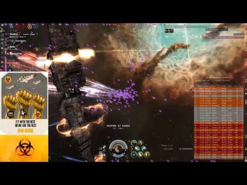 EvE Online - A Weekend In Pandemic Horde