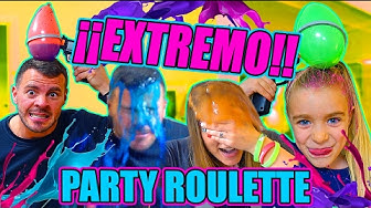 PARTY ROULETTE EXTREMO!!!!    ·VLOG·