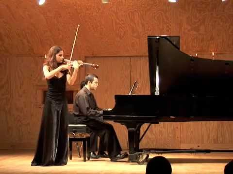 Szymanowski Violin Concerto No. 1, Continued