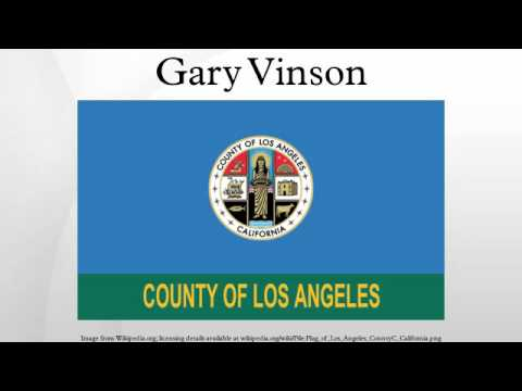 Gary Vinson