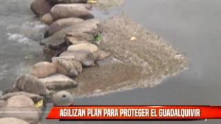 AGILIZAN PLAN PARA PROTEGER EL GUADALQUIVIR