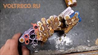 Китайская батарея с Ali Express. Китайская АКБ опасная для ЖИЗНИ. Обзор Voltreco.ru