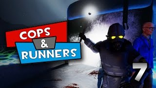 Frozen Tundra & A Tiny Apartment! (Cops & Runners #7)