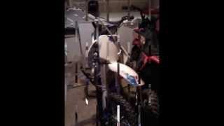 Pit Bike crz 125 r moteur 140 UPower YX