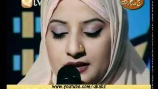 Marhaba Aaj Chalein Geh Shah-e-Abraar - Huriya Rafiq Qadri.flv