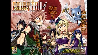 Fairy Tail Chat Infinity War Episode 63