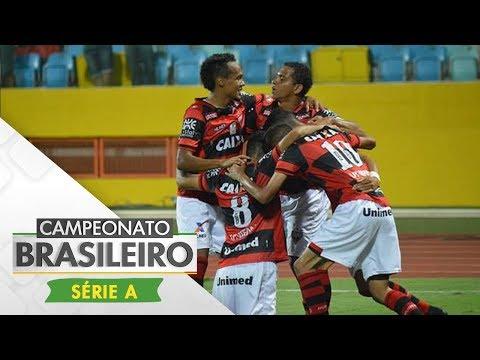 Melhores momentos - Ponte Preta 1 x 3 Atlético-GO - Campeonato Brasileiro (16/09/2017)