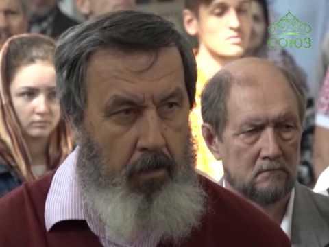 Александро-Невский собор Краснодара отметил свое 10-летие