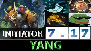 Yang Brewmaster The Initiator Build Dota 2 7.17