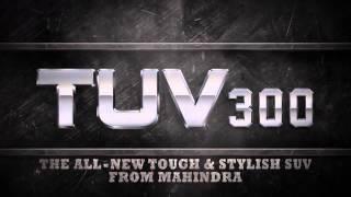mahindra tuv 300 u301 official trailer