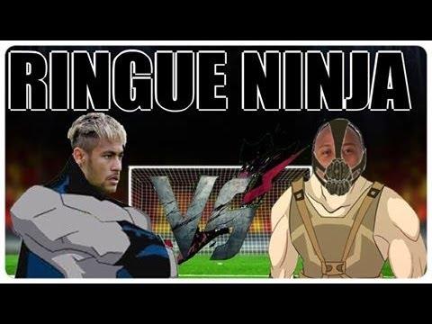 Neymar x Zúñiga - Ringue Ninja