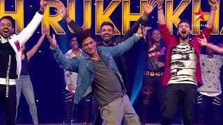 Dance+ 3  Surprising SRK