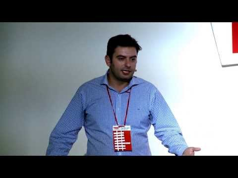 How much tolerance is enough? Sergey Tantushyan at TEDxYerevan