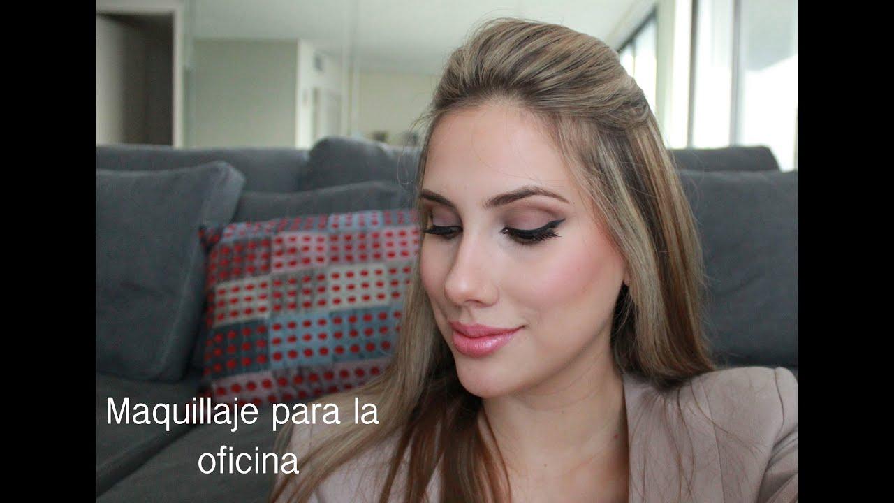 Maquillaje para la oficina youtube for Cursos de la oficina de empleo