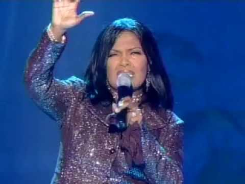 CECE WINANS LIVE - WE THIRST FOR YOU