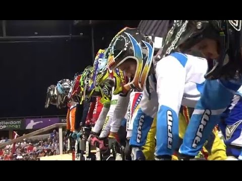 The best moments from the 2014 UCI BMX World Championships