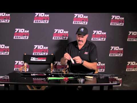 How To Rig A Tomic Plug For Salmon Fishing