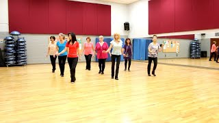 Homesick Heart - Line Dance (Dance & Teach in English & 中文)