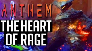 ANTHEM - THE HEART OF RAGE - Stronghold 3 Defeat The Monitor / Anthem all Strongholds