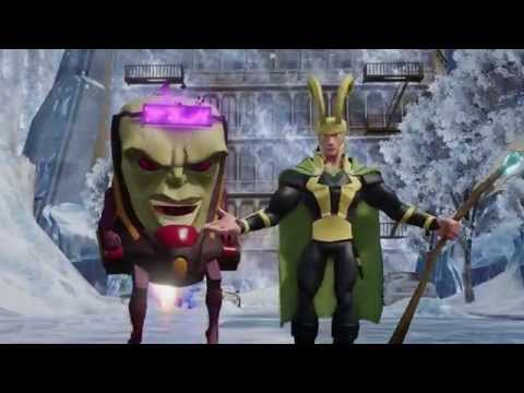 Disney Infinity 2.0 Marvel Super Heroes - Bande-annonce