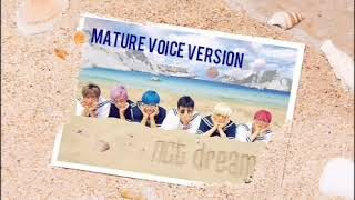 Download NCT DREAM - We Young (MATURE VOICE VERSION) MP3 song and Music Video