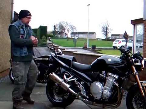 suzuki bandit 1250 and gs1000 mods youtube. Black Bedroom Furniture Sets. Home Design Ideas