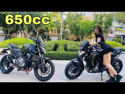 Với 140 Triệu sẽ mua được xe PKL 650 PHÂN KHỐI - KAWASAKI Z650 | MINHBIKER