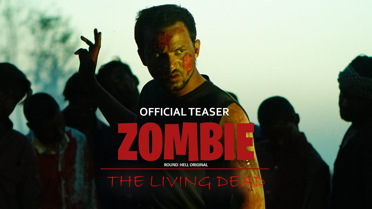 ZOMBIE - The Living Dead | Teaser | Round2hell