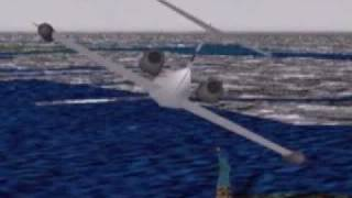 Flight Simulator 95 Demo Video