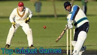 Top Cricket Games for Android 2018 | high graphics android games