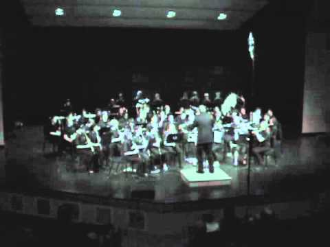 Milwood Middle School Band V3