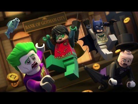 Lego batman 3 beyond gotham pelicula completa espa ol Gotham temporada 3 espanol