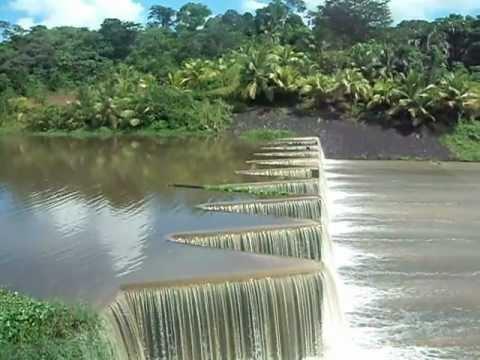 111115 Beautiful Navet Lower Dam and Spillway