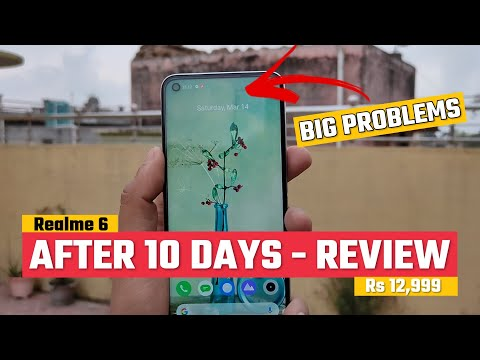 Realme 6 Full Review After 10 Days Using   Realme 6 Full Review In Hindi   Realme 6 Pros And Cons